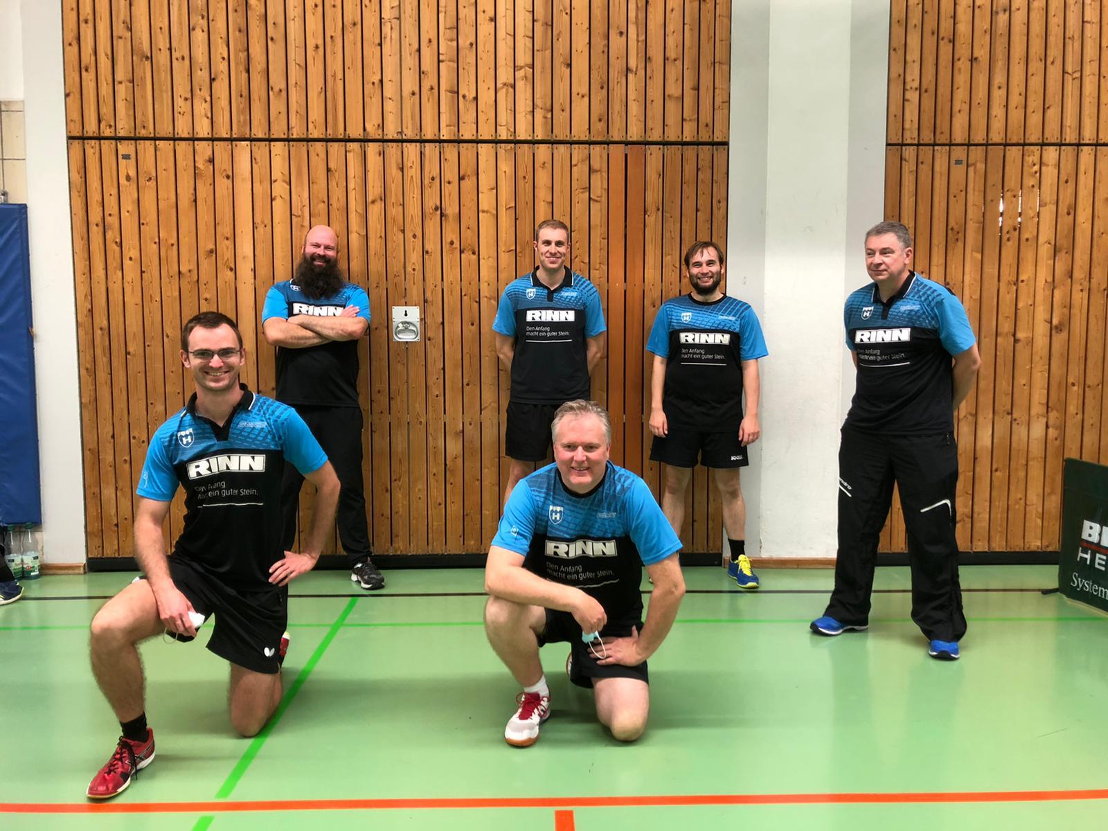 Teamfoto TSF Heuchelheim 1